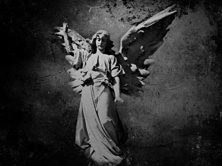 angel-of-death-bw-david-dehner
